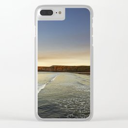 Saltburn-by-the-sea Clear iPhone Case