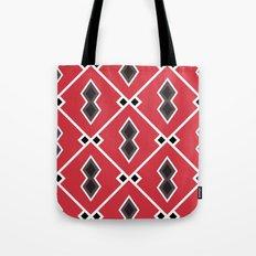 Autumn Aztec Tote Bag
