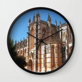 Batalha monastery, Portugal (RR 190) Analog 6x6 odak Ektar 100 Wall Clock