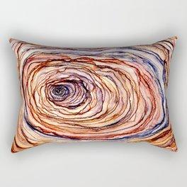 Spiral Eye Rectangular Pillow