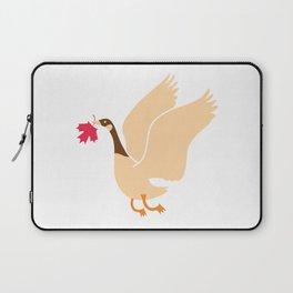 Goose of peace Laptop Sleeve