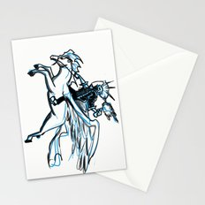 Aerial punk   Stationery Cards
