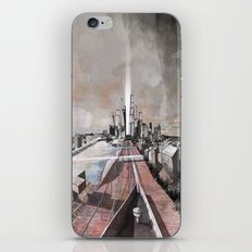 Paris d'avenir 2 iPhone & iPod Skin