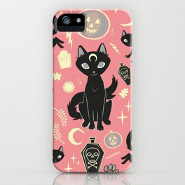 Witch Babies iPhone Case