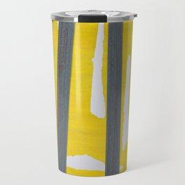 Splash de Amarelo Travel Mug