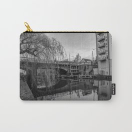 Bridge over the River Wensum Carry-All Pouch