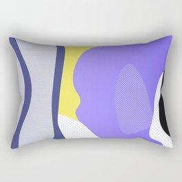 Tropical Fish 3 Rectangular Pillow