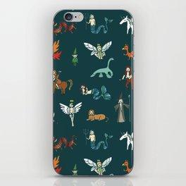 Creatures iPhone Skin