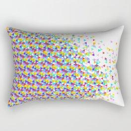 Funfetti Explosion Rectangular Pillow