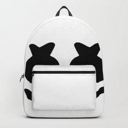 Marshmello design 2 Backpack