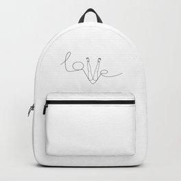 Man & LoveMe Backpack
