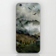 Eagle Mountains iPhone & iPod Skin