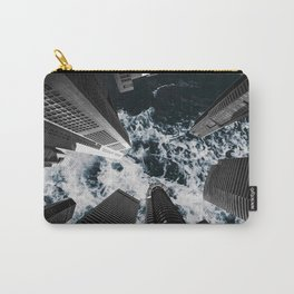 Sky is Rough Carry-All Pouch