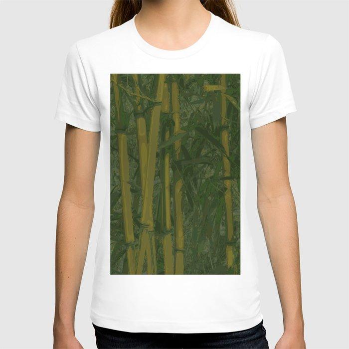 Bamboo jungle T-shirt