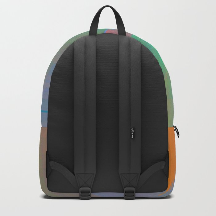 PAWN / White / Chess Backpack