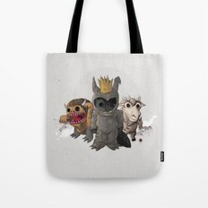 Wild one³ Tote Bag