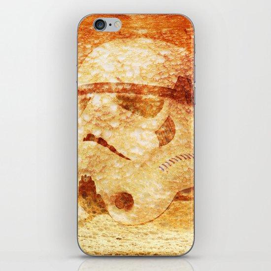 Stormtrooper Toast iPhone & iPod Skin