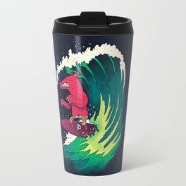 Moonlight Surfer Travel Mug