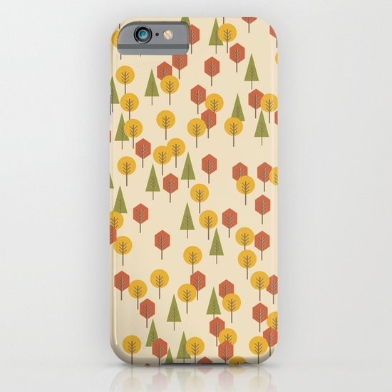 Geometric Woods Ver. 3 iPhone & iPod Case