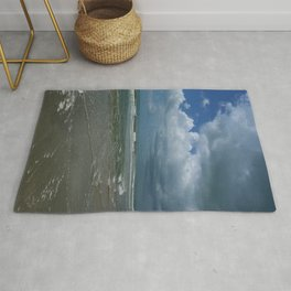 Summer At The Seaside Rug
