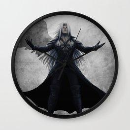 Sephiroth - One Winged Angel Wall Clock