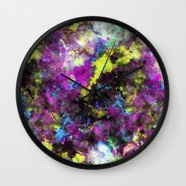 Colour Splash G264 Wall Clock