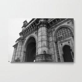India [2] Metal Print