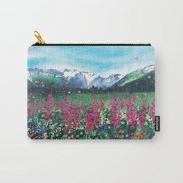 Girdwood Valley Carry-All Pouch