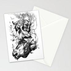 Destructive Creation Stationery Cards