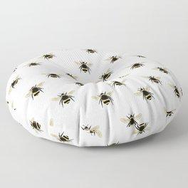 Bumble Bee pattern Floor Pillow