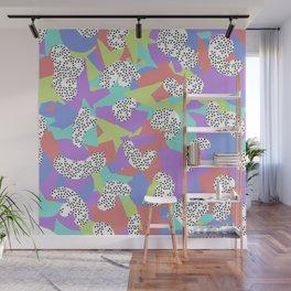 90's Pattern Wall Mural
