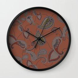 Connection - Kinship Wall Clock