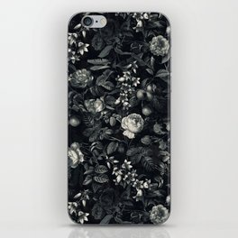 Black Forest III iPhone Skin