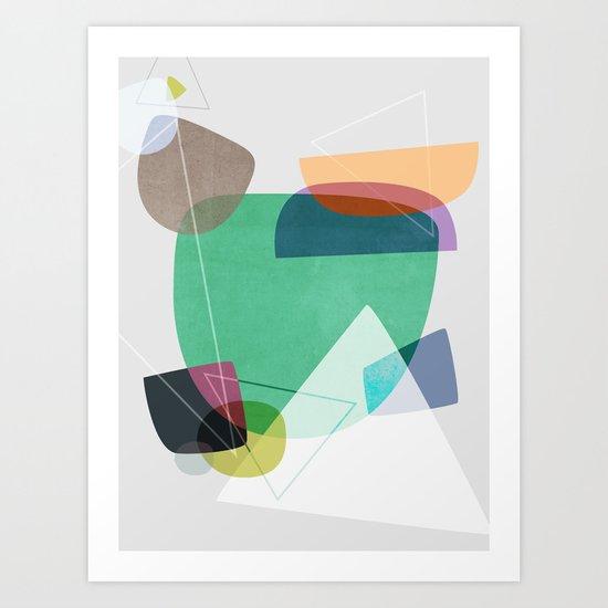 Graphic 122 Art Print