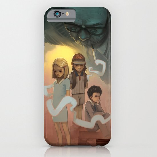 Wes Andersons - A Bad Dad iPhone & iPod Case