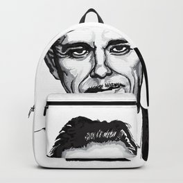 John Dillinger Mug Shot Backpack