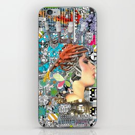 Pop UP - ONE iPhone Skin