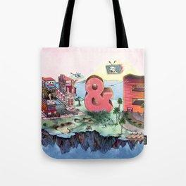 E&N Tote Bag