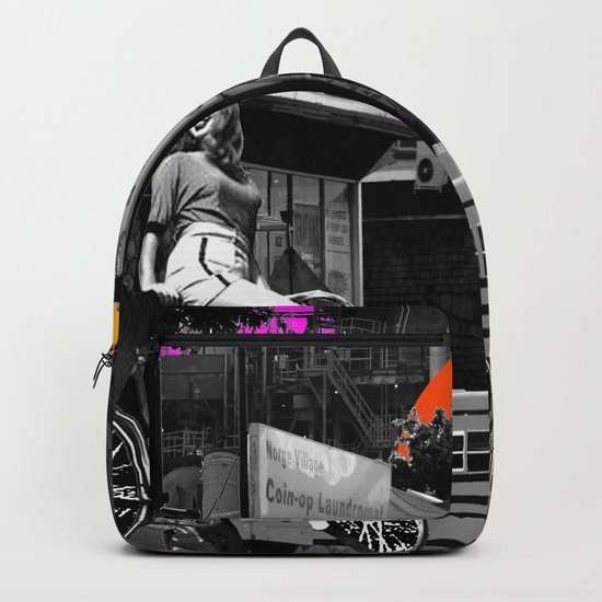Look Mom, No Gentrification! Backpack