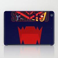 kill la kill iPad Cases featuring Senketsu - Kill La Kill by feimyconcepts05
