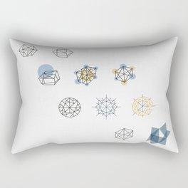 Shape Shift Rectangular Pillow