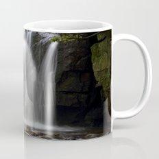 Waterfall at Lumsdale Mill Mug