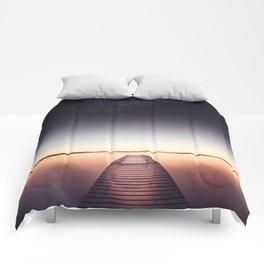 Skinny dip Comforters