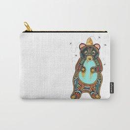 He's Still A Good Bear  Carry-All Pouch