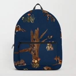 Woodland Creatures Backpack