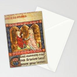 Arthur Legend 2 Lancelot and Guenevere Stationery Cards