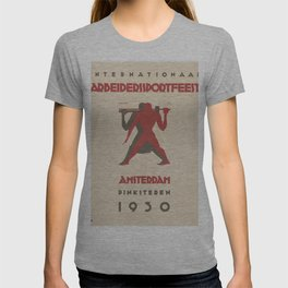 Old Sign / Sport Meeting AMSTERDAM 1930 T-shirt