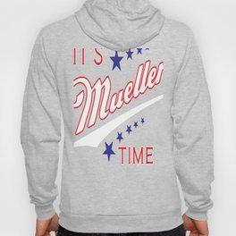 It's Mueller Time Funny Robert Mueller Trump Impeachment Investigation Design Hoody