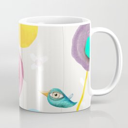 Invent new feelings everyday Coffee Mug