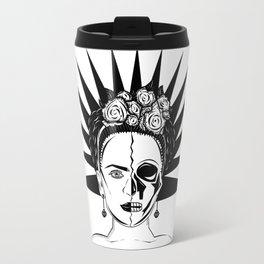 Two Face Frida Travel Mug